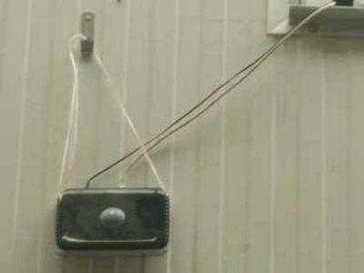 La 2ème vie d'un modem-routeur qui a pris la foudre